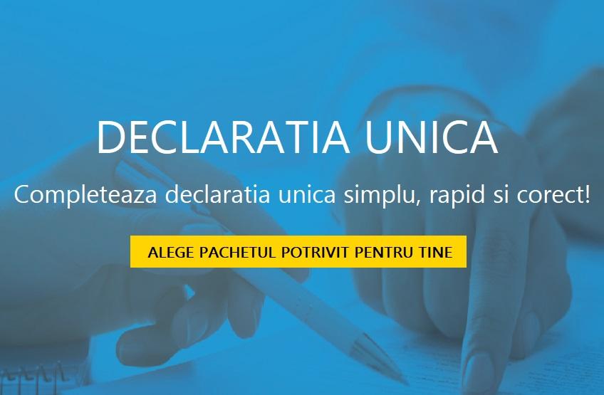 Termenul pentru depunerea declaratiei unice a fost amanat pana la 31 iulie 2019
