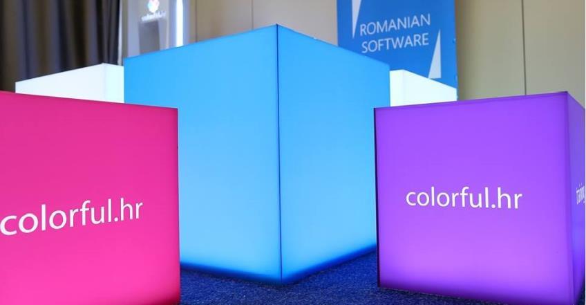ROMANIAN SOFTWARE lanseaza platforma colorful.hr  pentru a inlocui HRP.RO, in cadrul unui proces de rebranding