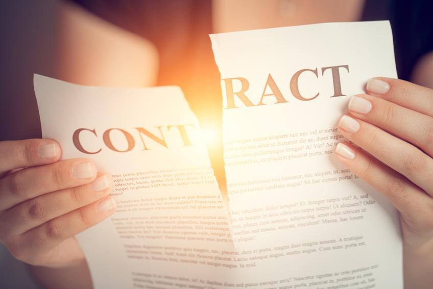 Rezolutiunea si rezilierea contractului - ce prevede Noul Cod Civil